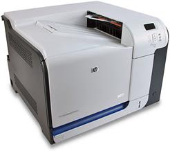 Color LaserJet CP3525n