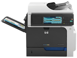 Color LaserJet Enterprise CM4540 MFP