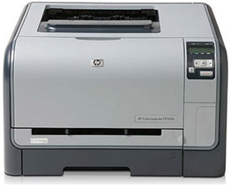 Color LaserJet CP1510