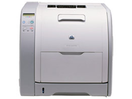Color LaserJet 3550