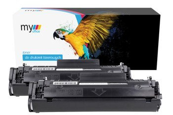 2 x Toner HP Q2612A zamiennik My Office (dwupak)